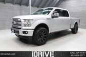 2015 Ford F-150 Platinum