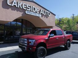 2015_Ford_F-150_Platinum SuperCrew 5.5-ft. Bed 4WD_ Colorado Springs CO