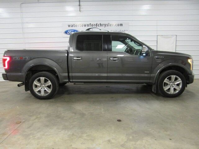 2015 Ford F-150 Platinum Watertown SD