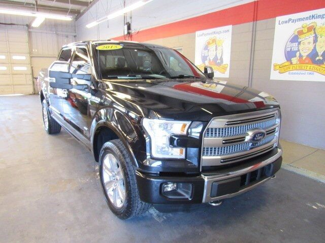 2015 Ford F-150 Platinum Winter Haven FL