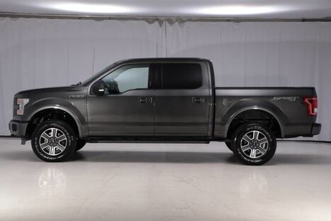 2015_Ford_F-150 SuperCrew 4WD_XLT_ West Chester PA