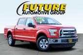 2015 Ford F-150 SuperCrew