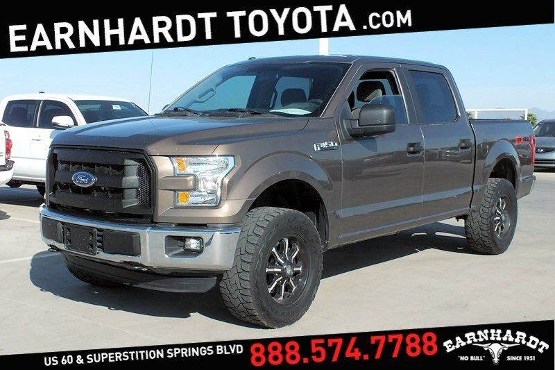 2015 Ford F-150 XL 4WD SuperCrew *1-OWNER* Mesa AZ