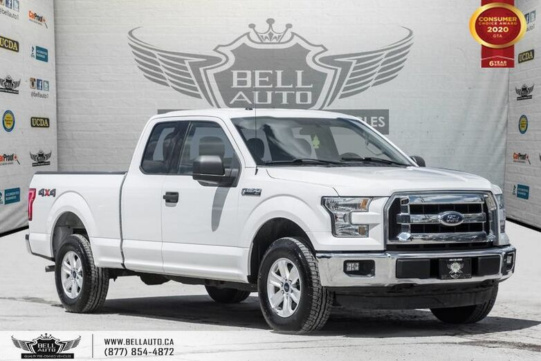 2015 Ford F-150 XL, AWD, 6 PASS, BLUETOOTH, CRUISE CNTRL, XM RADIO Toronto ON