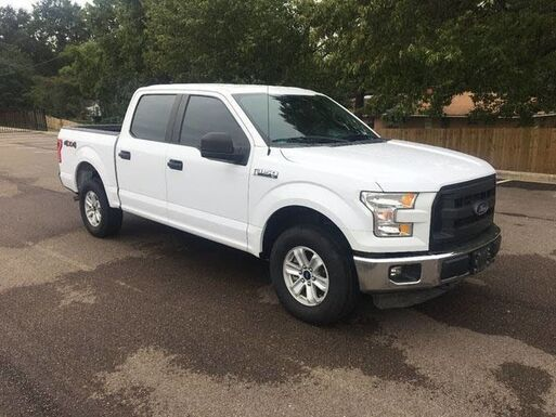 2015_Ford_F-150_XL Crewcab 4WD 4x4_ The Colony TX