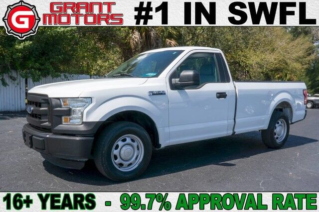 2015 Ford F-150 XL Fort Myers FL