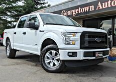 2015_Ford_F-150_XL_ Georgetown KY