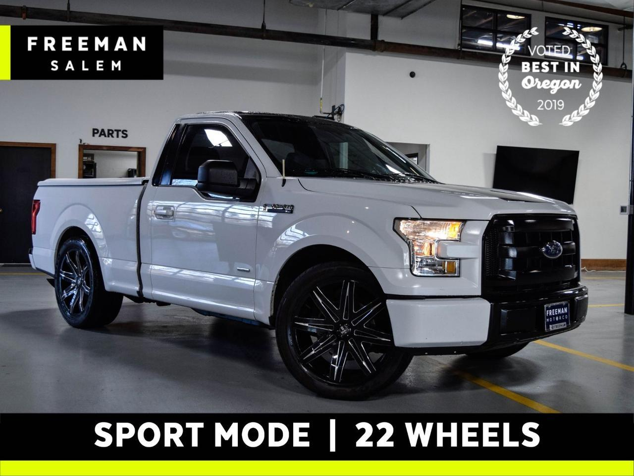2015 Ford F-150 XL Locally Owned Sport Mode Salem OR