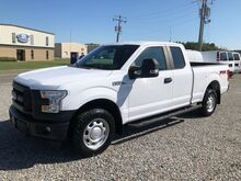 2015_Ford_F-150 XL SuperCab 4x4 5.0L w/ FX4 Sharp!_XL_ Ashland VA