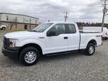 2015 Ford F-150 XL SuperCab 4x4 5.0L w/ Toolboxes XL
