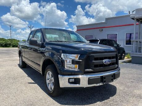 2015 Ford F-150 XL SuperCab 6.5-ft. Bed 2WD Houston TX