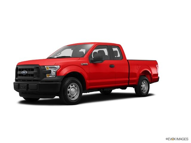 2015 Ford F-150 XL SuperCab 6.5-ft. Bed 2WD Indianapolis IN