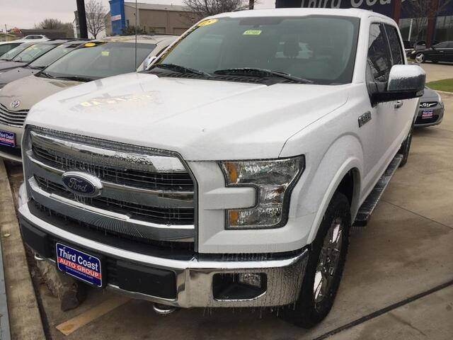 2015 Ford F-150 XL SuperCrew 6.5-ft. Bed 4WD Austin TX