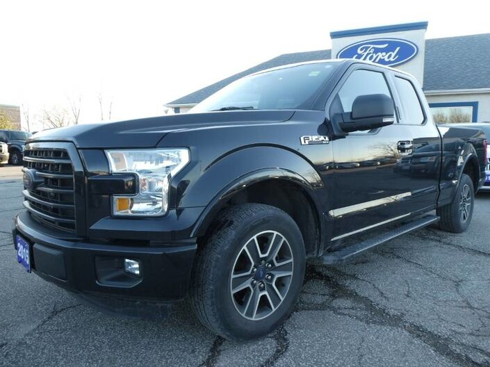 2015 Ford F-150 XLT - BACK UP CAMERA - BLUETOOTH - CRUISE CONTROL - LOW KMS Essex ON