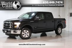 2015_Ford_F-150_XLT - ONE OWNER AWD BLUETOOTH BACKUP CAMERA SIRIUS RADIO TOW ASSIST OFFROAD MODE ADJUSTABLE PEDALS_ Chicago IL