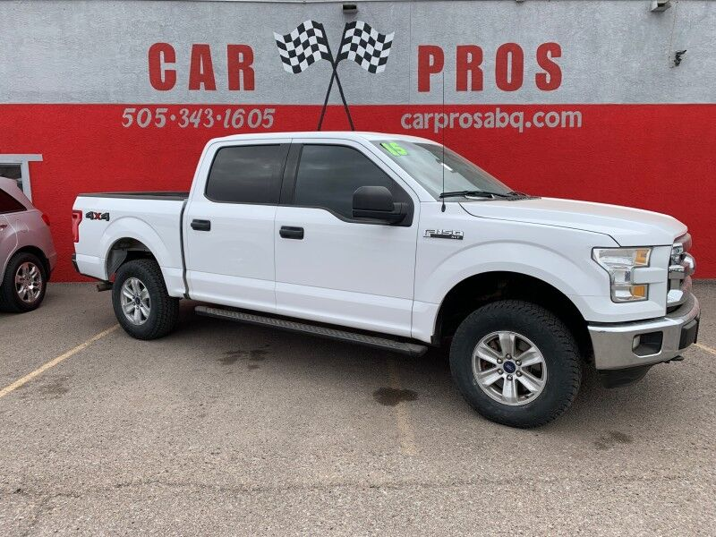 2015 Ford F-150 XLT Albuquerque NM