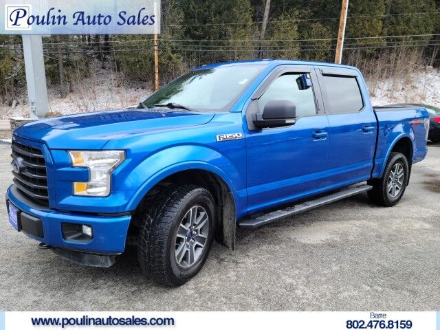 2015 Ford F-150 XLT Barre VT
