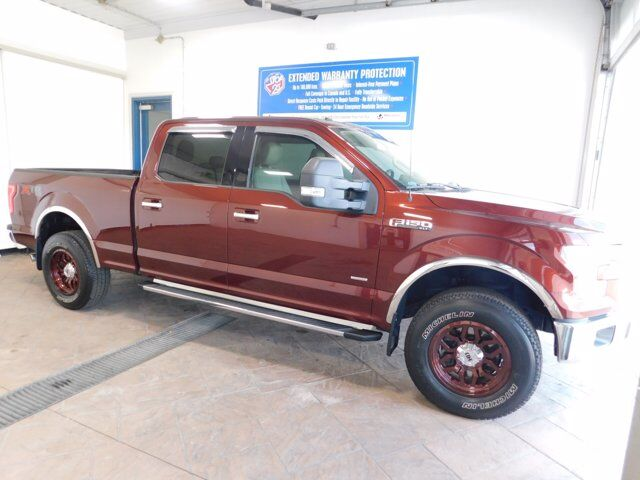 2015 Ford F-150 XLT CREW Listowel ON