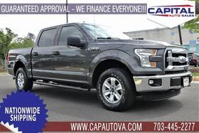 2015_Ford_F-150_XLT_ Chantilly VA