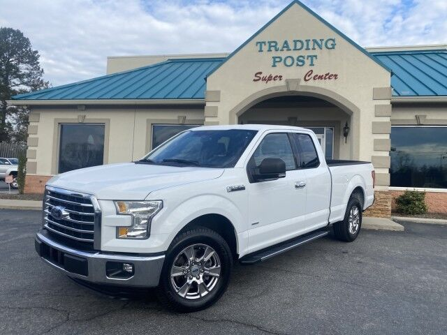 2015_Ford_F-150_XLT_ Conover NC