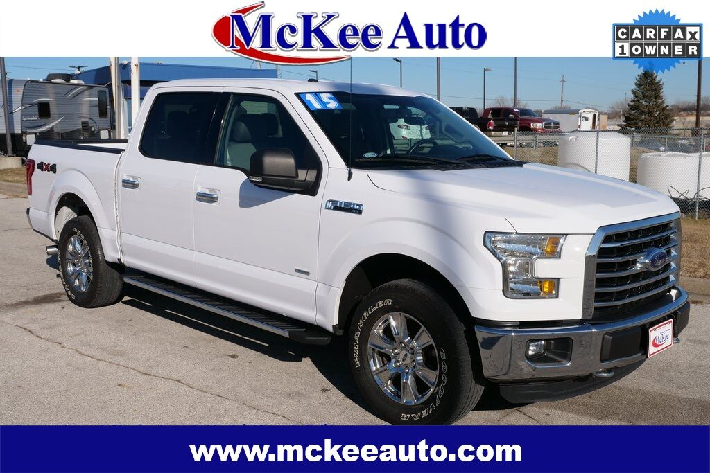 2015 Ford F-150 XLT Des Moines IA