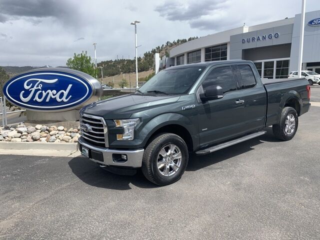 2015 Ford F-150 XLT Durango CO