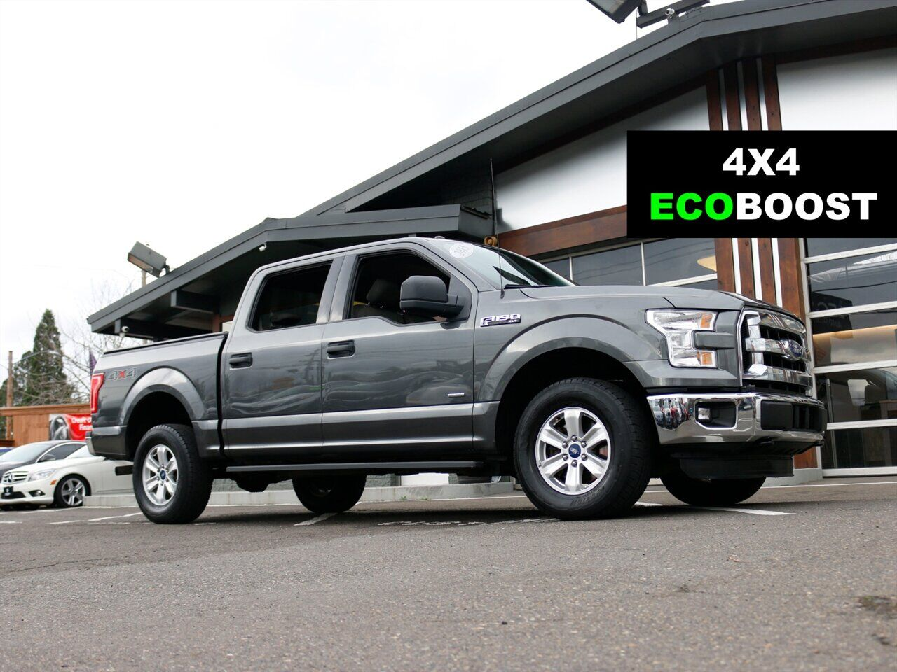 2015 Ford F-150 XLT ECOBOOST 4X4 SUPER CLEAN
