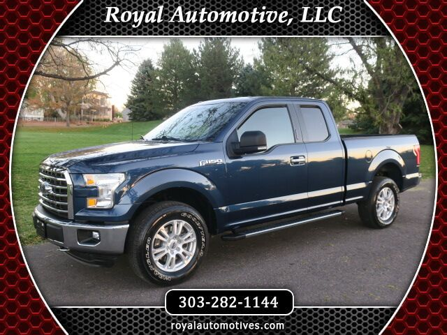2015 Ford F-150 XLT Englewood CO
