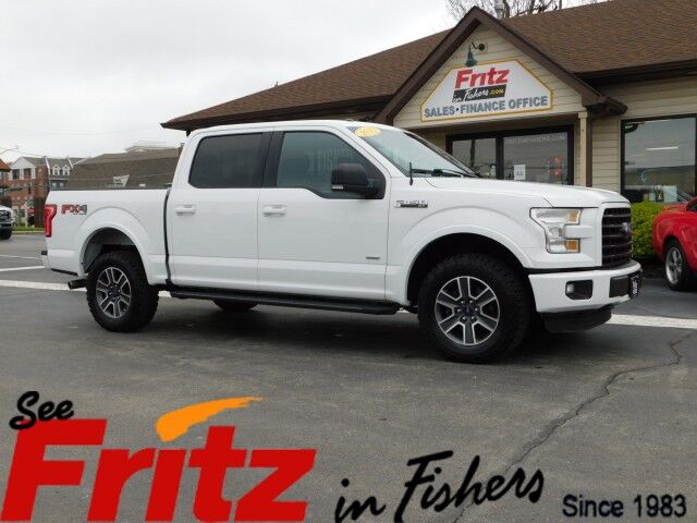 2015 Ford F-150 XLT Fishers IN