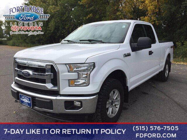2015 Ford F-150 XLT Fort Dodge IA