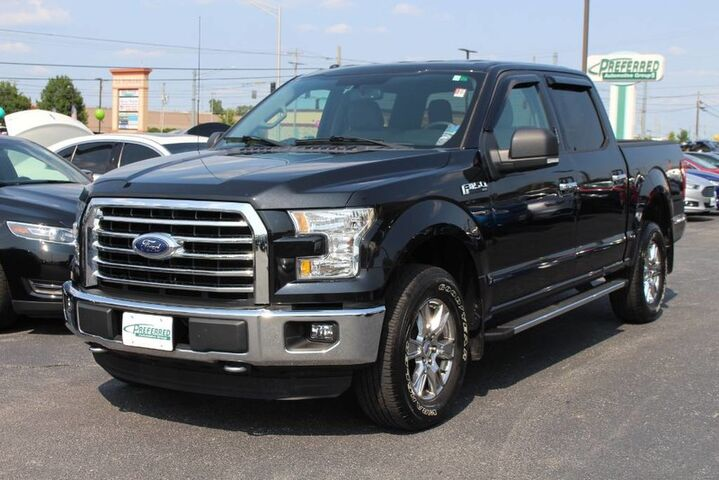 2015 Ford F-150 XLT Fort Wayne Auburn and Kendallville IN
