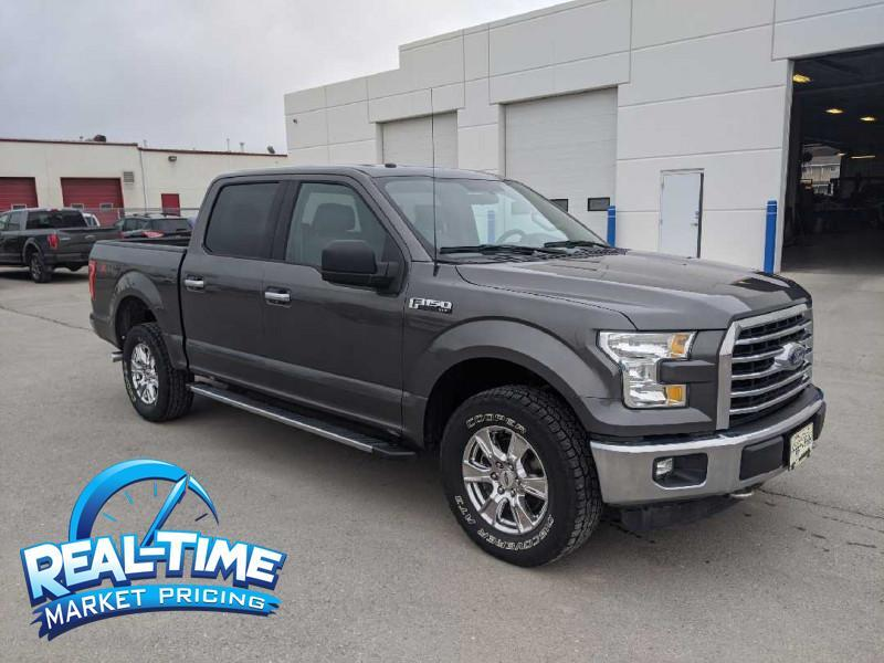 2015_Ford_F-150_XLT_ High River AB