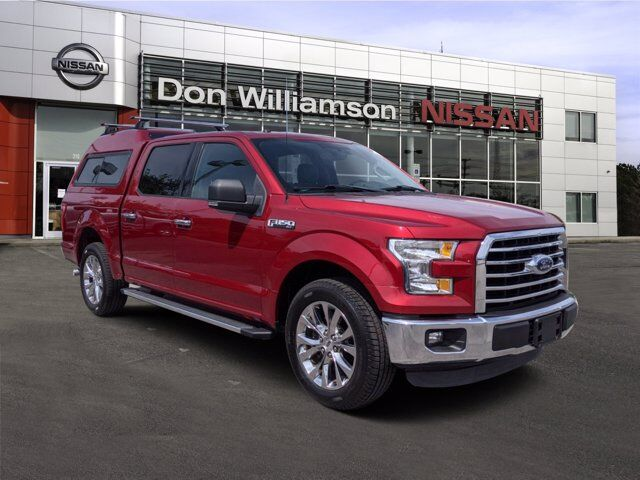 2015 Ford F-150 XLT Jacksonville NC
