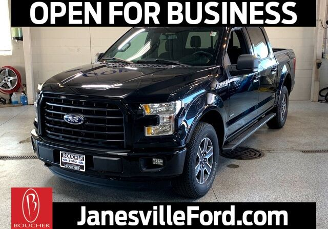 2015 Ford F-150 XLT Janesville WI