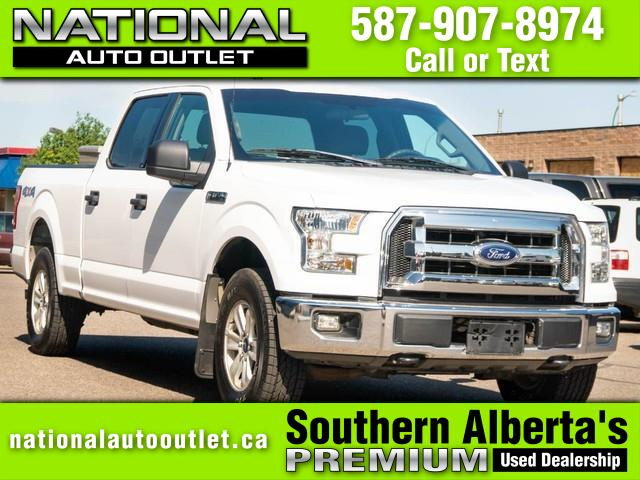 2015 Ford F-150 XLT Lethbridge AB
