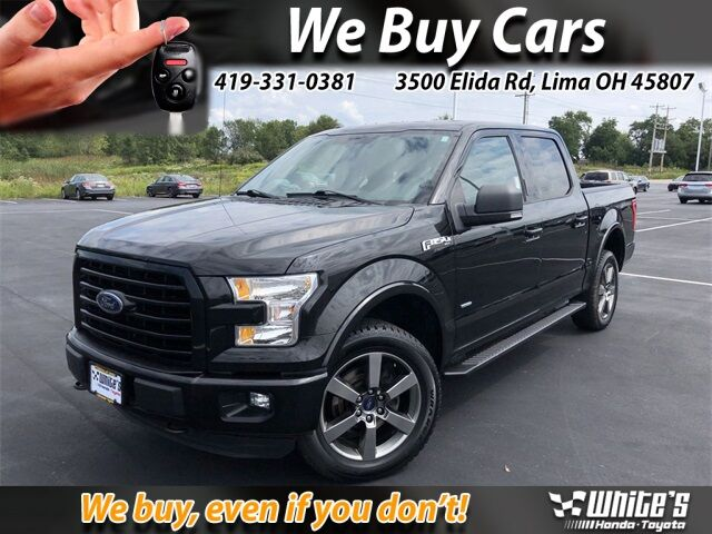 2015 Ford F-150 XLT Lima OH