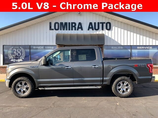 2015 Ford F-150 XLT Lomira WI