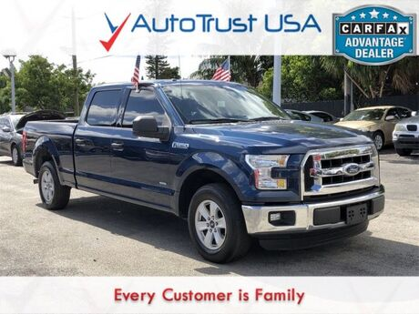 2015 Ford F-150 XLT Miami FL