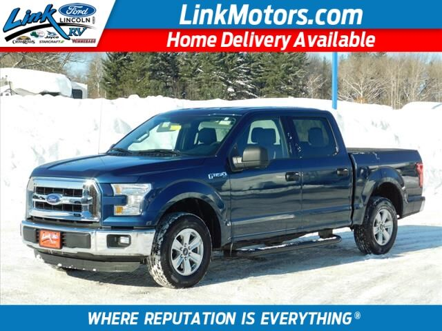 2015 Ford F-150 XLT Rice Lake WI