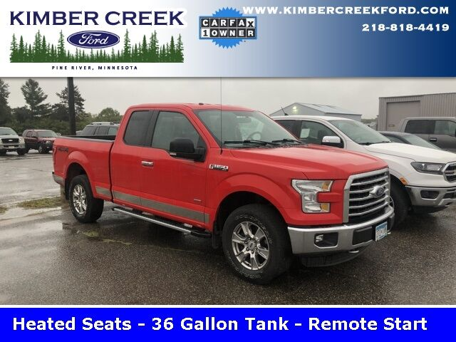 2015 Ford F-150 XLT Pine River MN