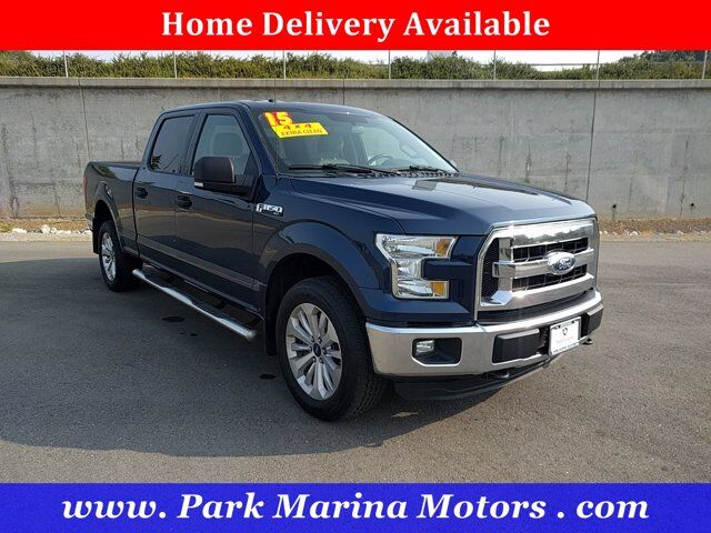 2015 Ford F-150 XLT Redding CA