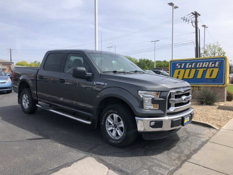 2015 Ford F-150 XLT St George UT