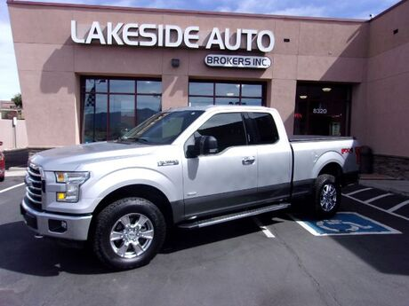 2015 Ford F-150 XLT SuperCab 6.5-ft. Bed 4WD Colorado Springs CO