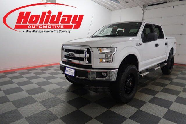 2015 Ford F-150 XLT SuperCrew 4x4 Fond du Lac WI