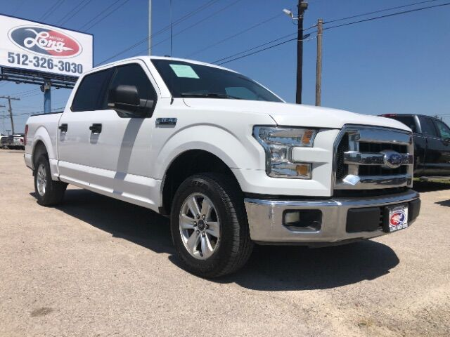 2015 Ford F-150 XLT SuperCrew 5.5-ft. Bed 2WD Austin TX