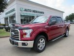 2015 Ford F-150 XLT SuperCrew 5.5-ft. Bed 2WD CLOTH SEATS, PANORAMIC SUNROOF, NAVIGATION, HTD FRONT STS, BLUETOOTH