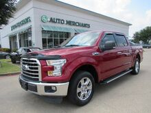 2015_Ford_F-150_XLT SuperCrew 5.5-ft. Bed 2WD CLOTH SEATS, PANORAMIC SUNROOF, NAVIGATION, HTD FRONT STS, BLUETOOTH_ Plano TX