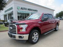 Ford F-150 XLT SuperCrew 5.5-ft. Bed 2WD CLOTH SEATS, PANORAMIC SUNROOF, NAVIGATION, HTD FRONT STS, BLUETOOTH 2015