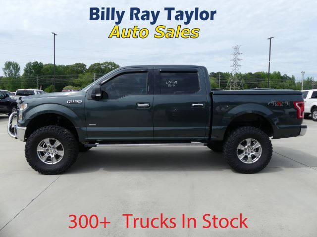 2015 Ford F-150 XLT SuperCrew 5.5-ft. Bed 4WD Cullman AL