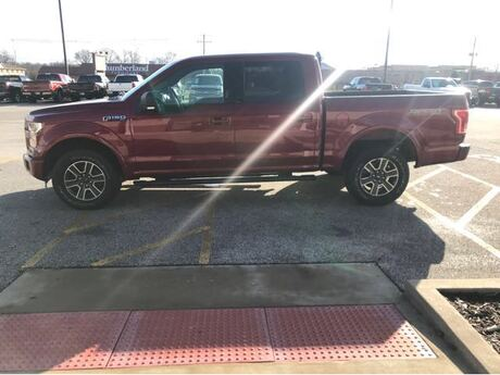 2015 Ford F-150 XLT SuperCrew 5.5-ft. Bed 4WD Jacksonville IL